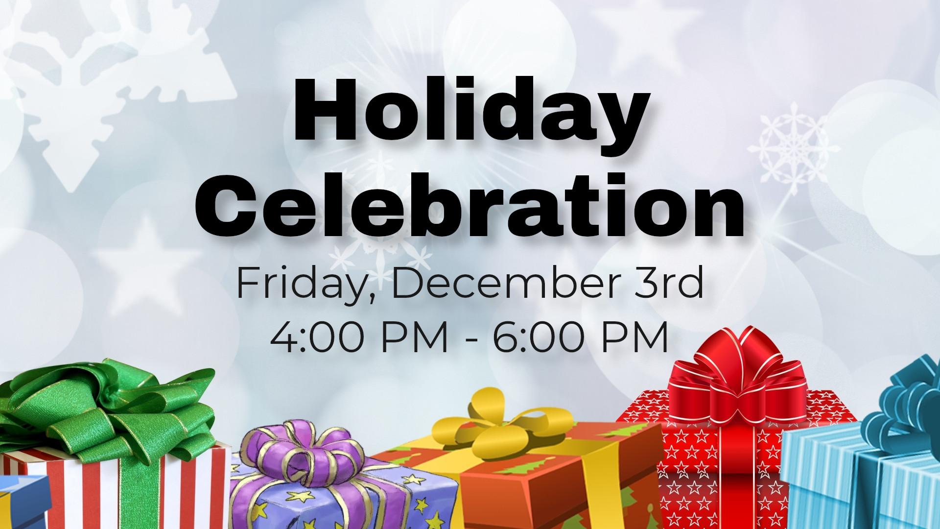 2021 Holiday Celebration